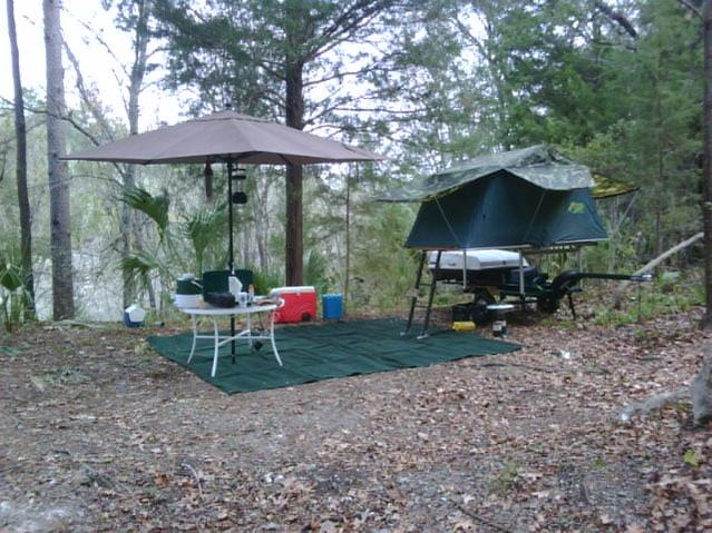 My 4runner Sleeping Solution 40 Tent Set Up Page 3